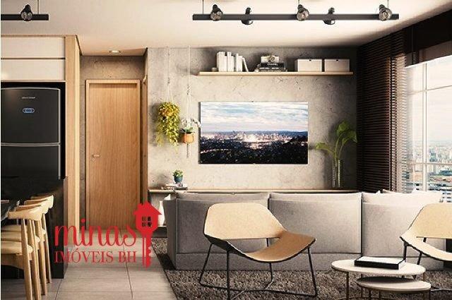 Apartamento de 71,16m²,  à venda