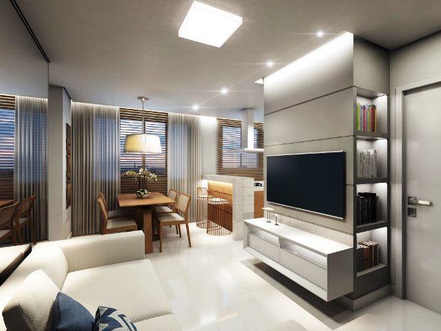 Apartamento de 52,54m²,  à venda