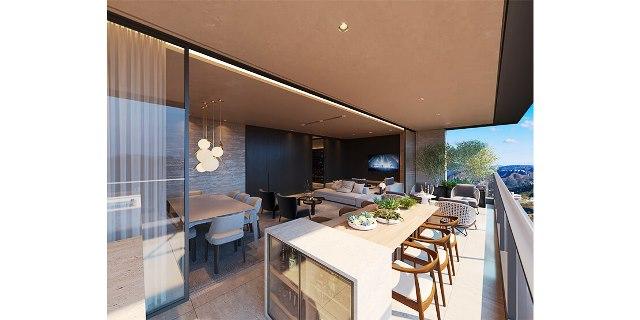 Apartamento de 201,68m²,  à venda