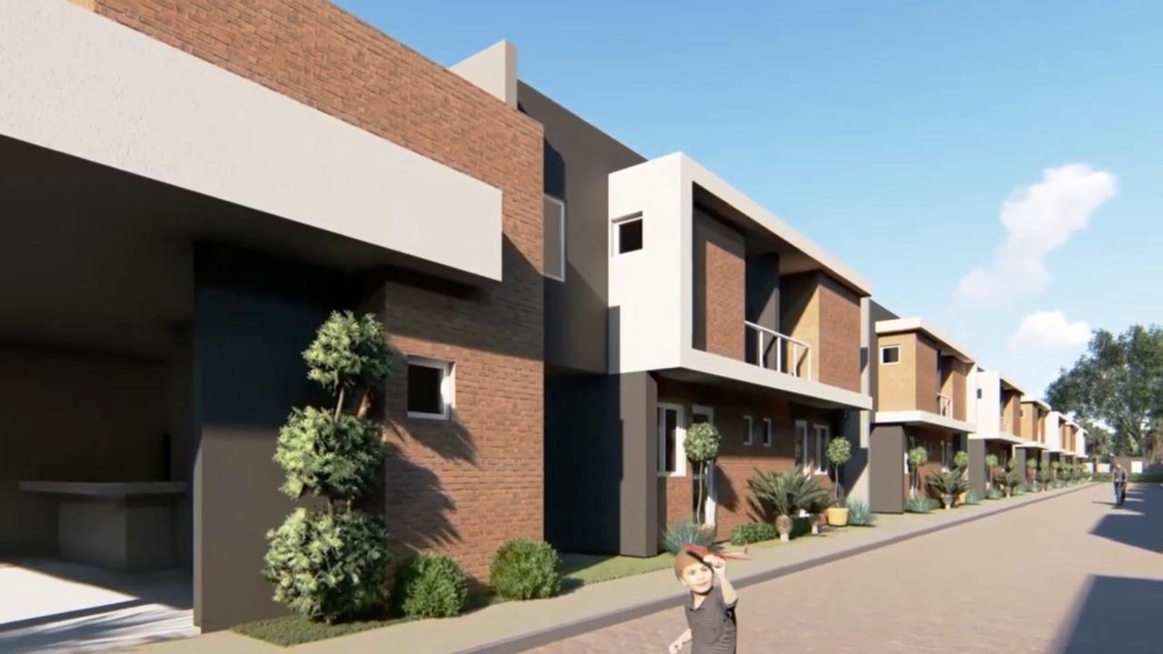 Casa em condomínio de 105,00m²,  à venda