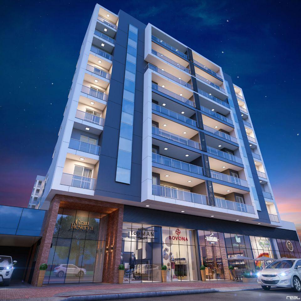 Apartamento de 88,03m²,  à venda