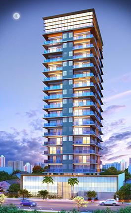 Apartamento de 76,62m²,  à venda