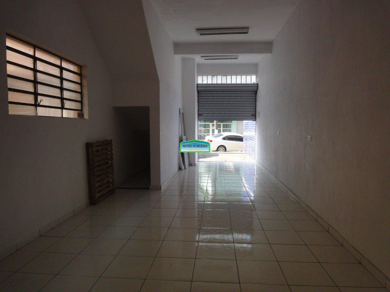 Salão de 90,00m²,  para alugar