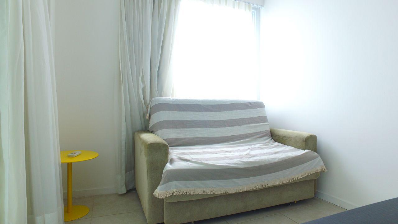 Apartamento de 43,00m²,  para alugar