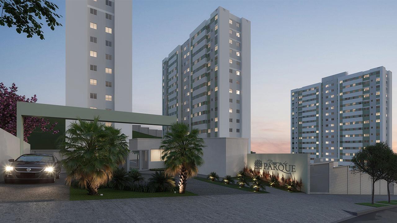 Apartamento de 46,08m²,  à venda
