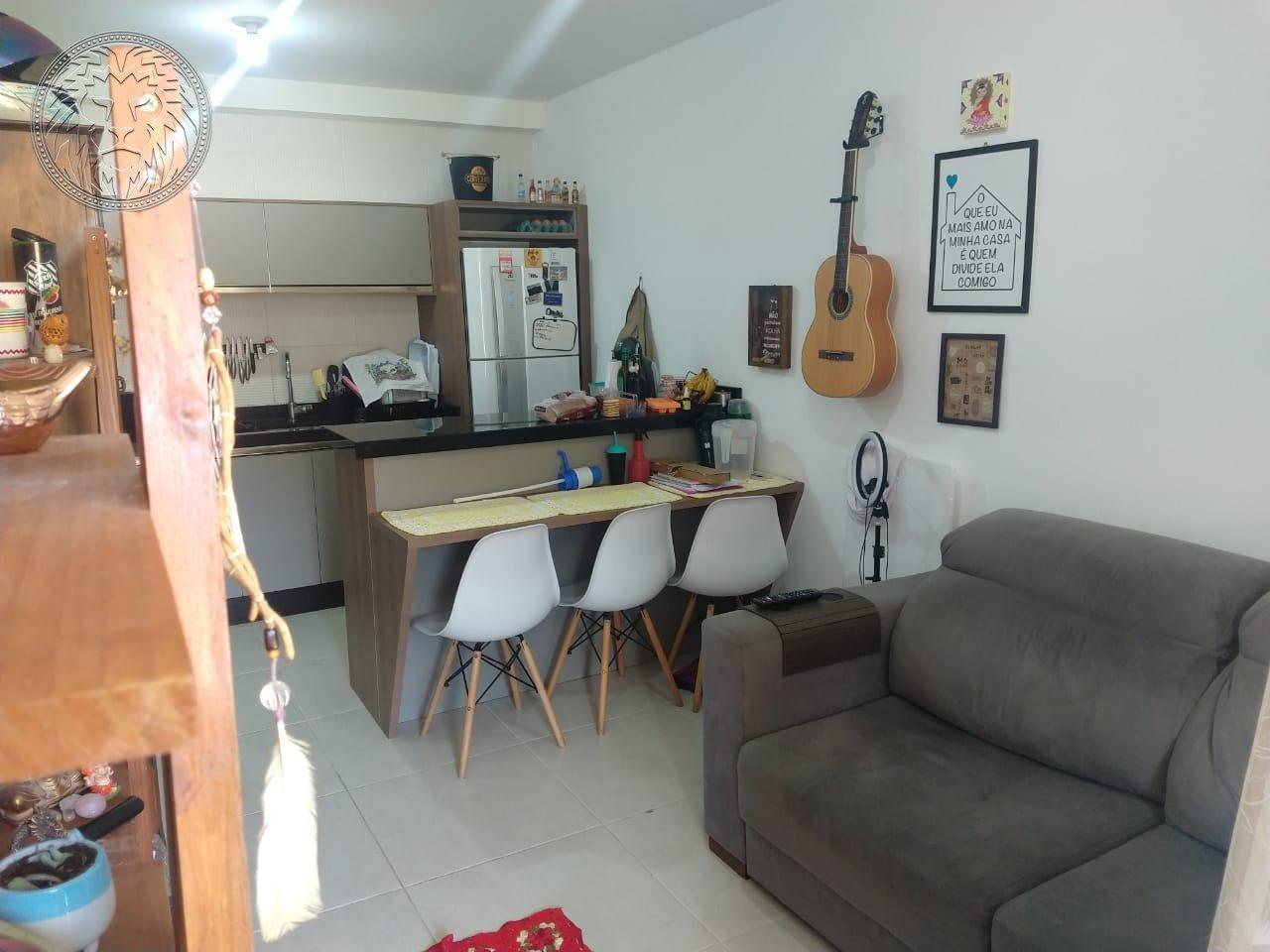 Apartamento em Florianópolis, no bairro Ribeirão da Ilha