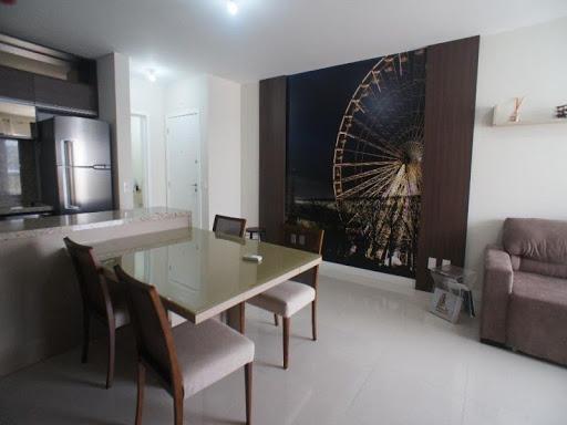 Apartamento com 3 dormitórios à venda em Florianópolis, no bairro Córrego Grande