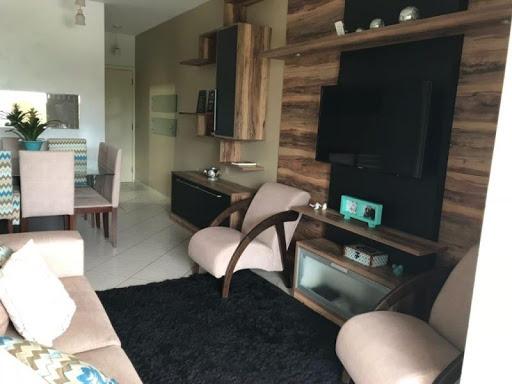 Apartamento com 3 dormitórios à venda em Florianópolis, no bairro Estreito