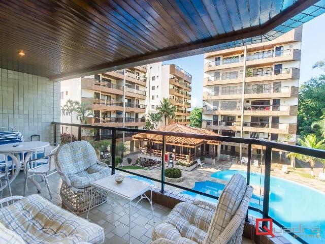 Apartamento com 3 dormitórios (1 suíte) à venda em CARAGUATATUBA, no bairro TABATINGA