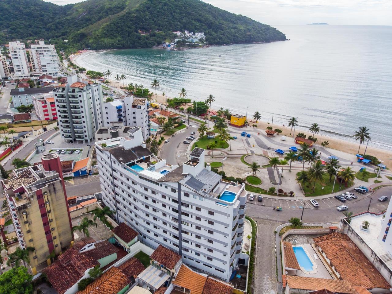 Apartamento com 4 dormitórios (2 suítes) à venda em Caraguatatuba, no bairro Martim de Sá