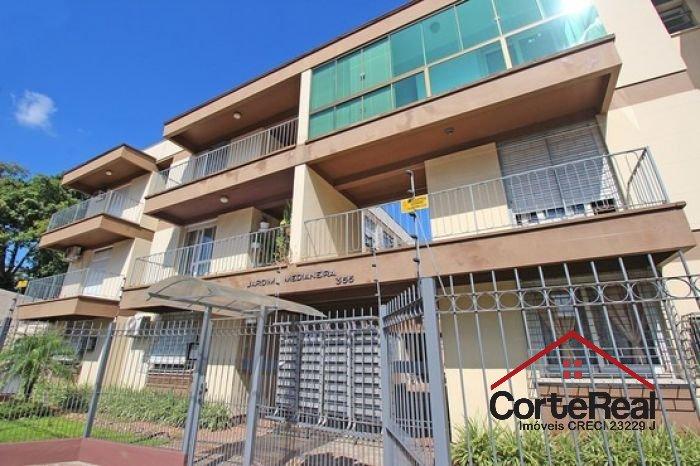5947 - Apartamento - Medianeira - Porto Alegre - 1 dormitório(s) -suíte(s) - foto 1