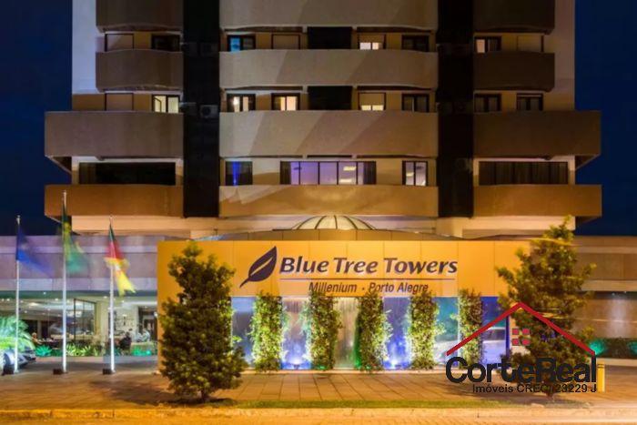 6244 - Flat - Praia De Belas - Porto Alegre - 2 dormitório(s) - 1 suíte(s) - foto 1