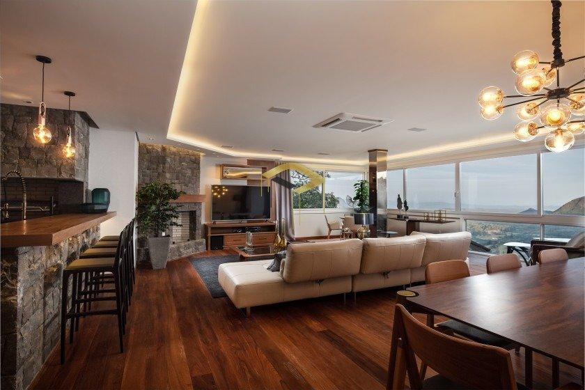 Apartamento à venda  no Jardim Bela Vista - Gramado, RS. Imóveis