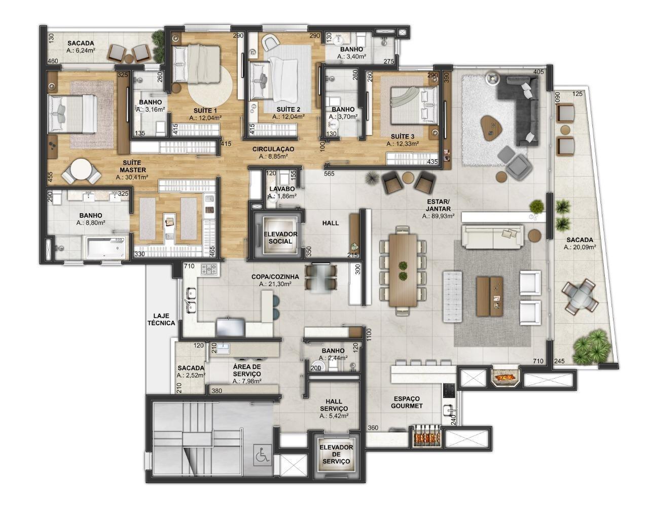 Blue View Residence | Imperador dos Imóveis