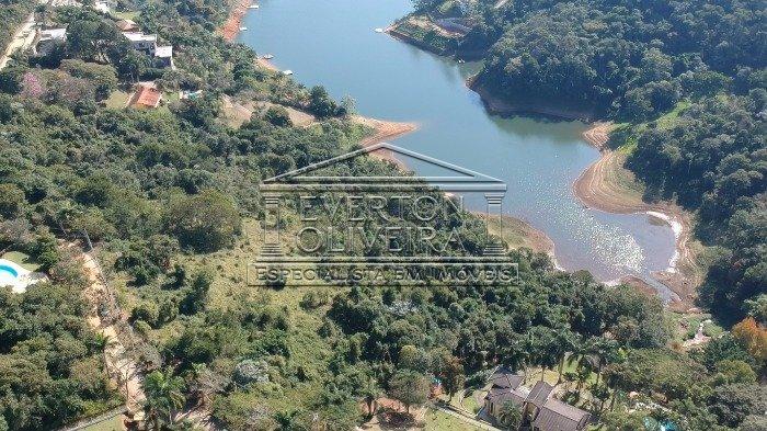 Terreno Chácaras Condomínio Recanto Dos Pássaros Jacareí