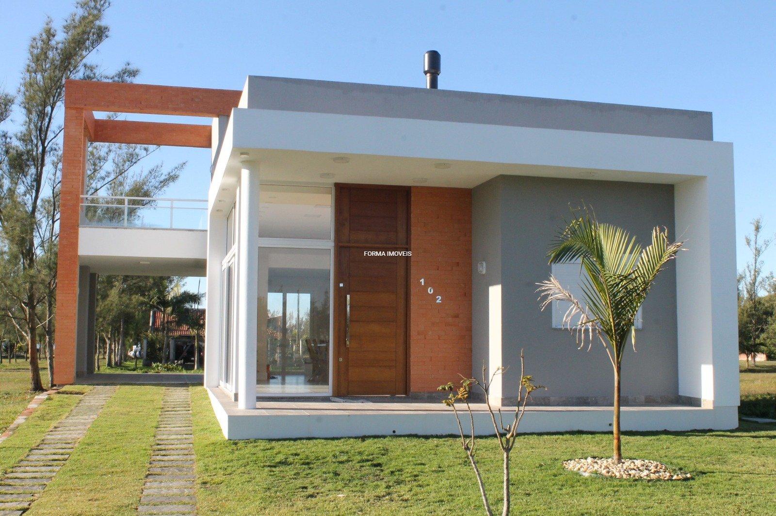 Casa Condomínio Lagoa Cortada Balneário Gaivota (378696)