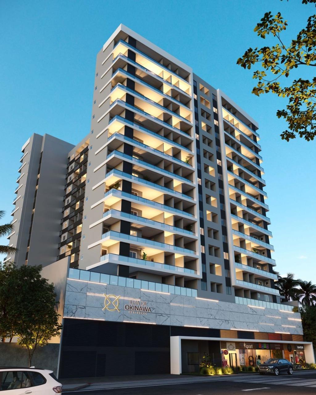 Apartamento de 60,53m²,  à venda