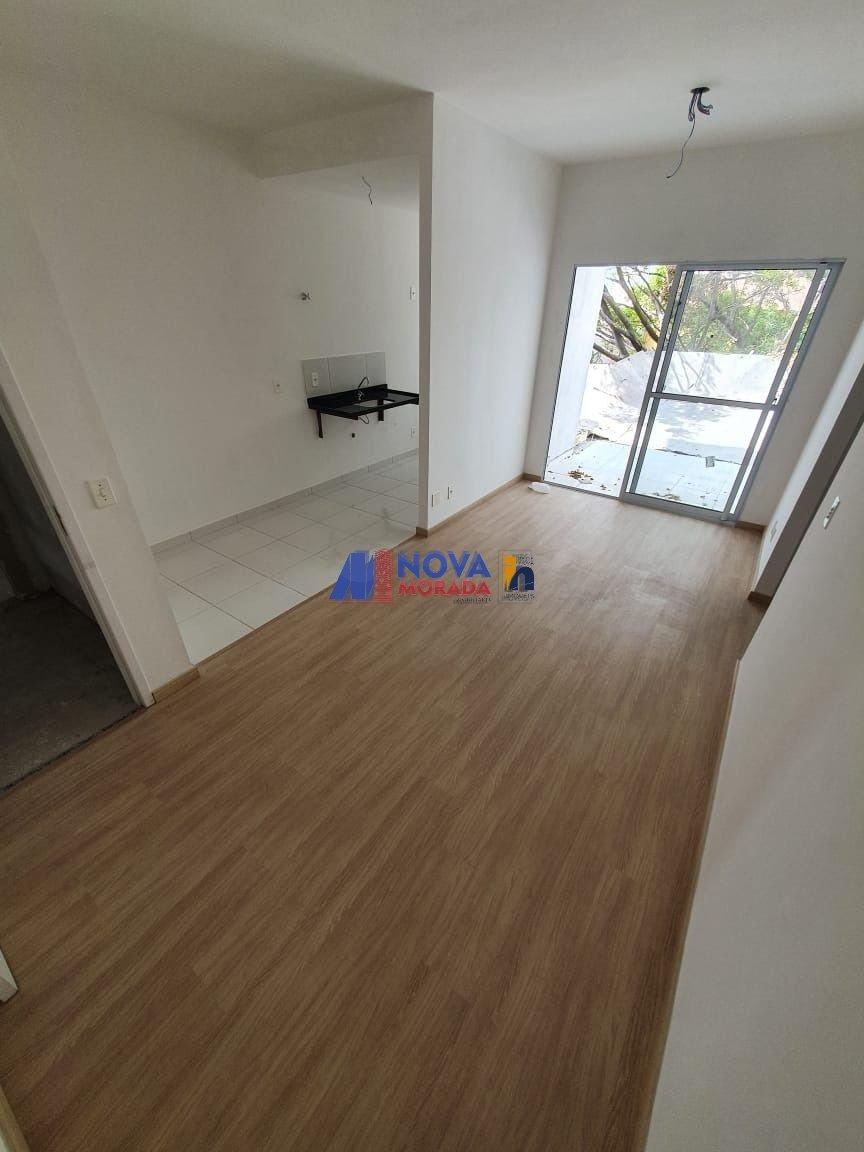 Apartamento de 46,83m²,  à venda