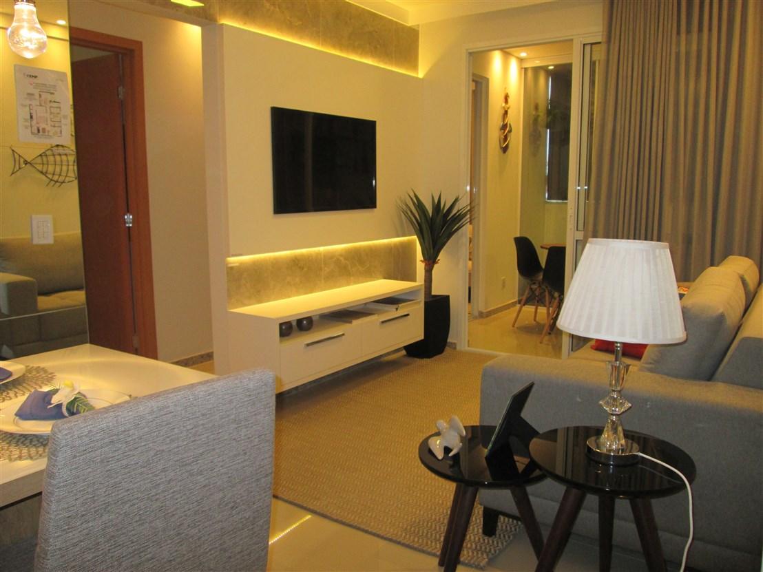 Apartamento de 77,63m²,  à venda