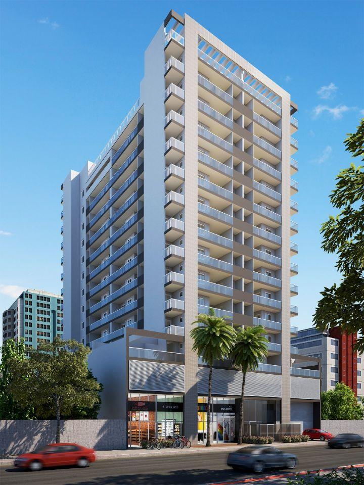 Apartamento de 71,89m²,  à venda