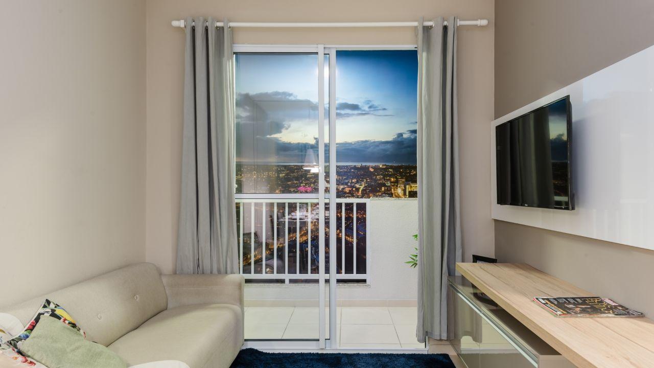 Apartamento de 50,77m²,  à venda
