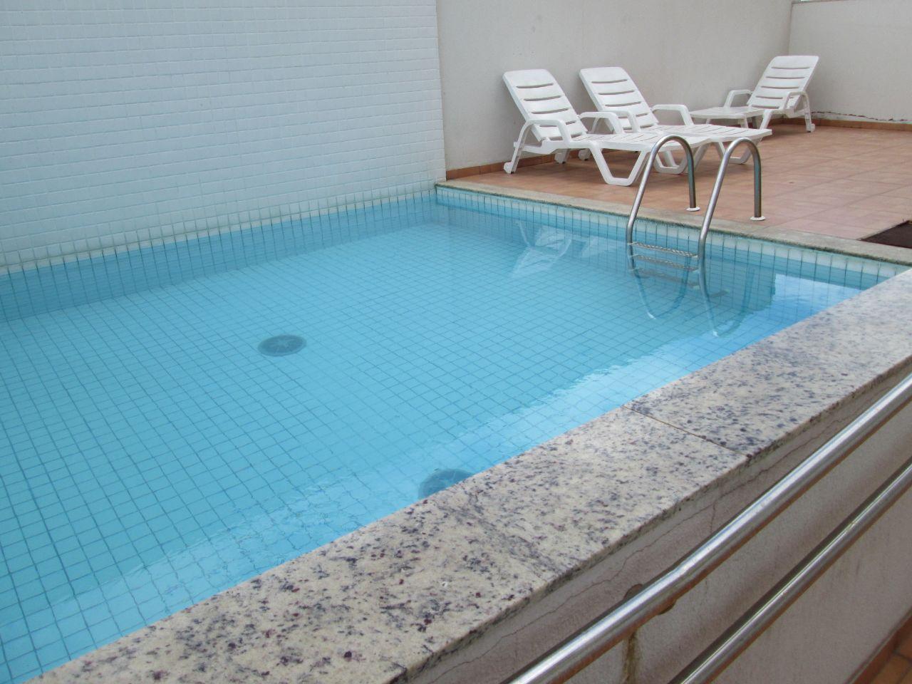 Apartamento de 46,35m²,  à venda