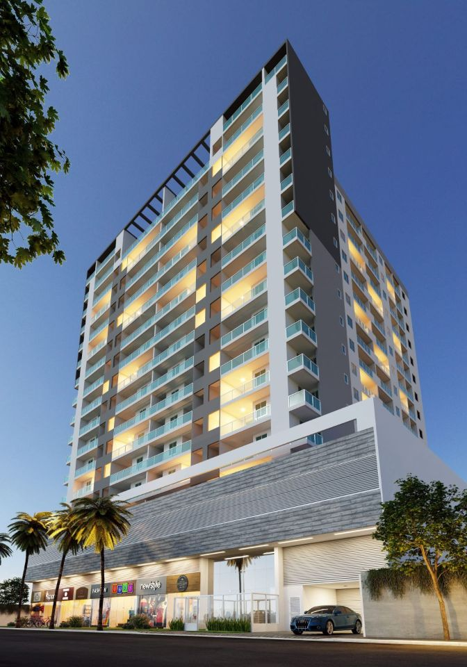 Apartamento de 71,42m²,  à venda