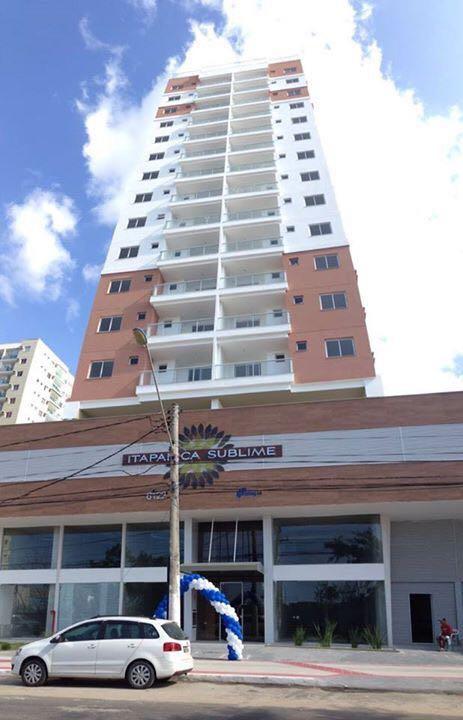 Apartamento de 68,12m²,  à venda