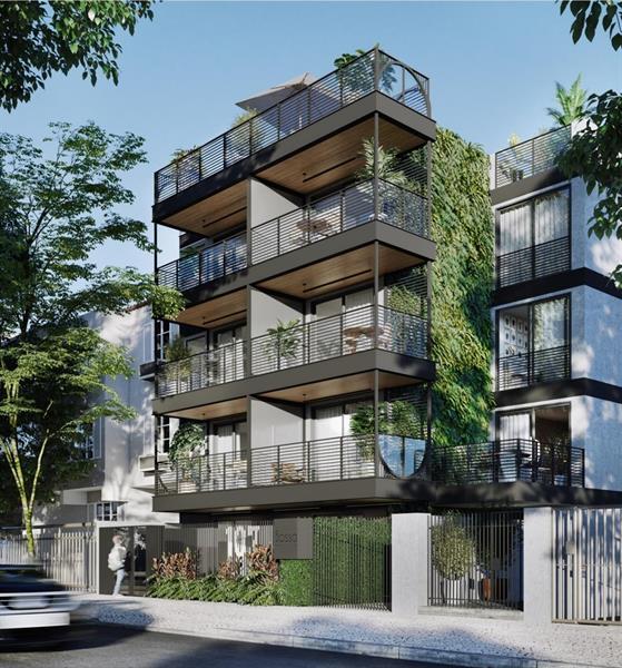 Apartamento de 66,27m²,  à venda