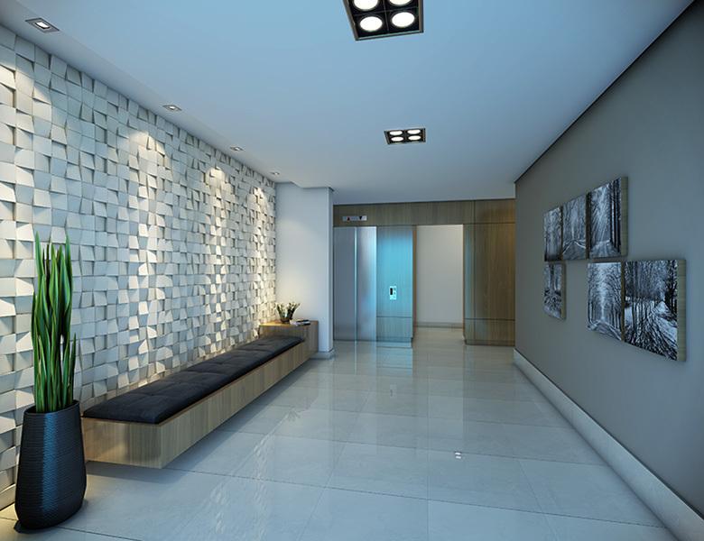 Área privativa de 82,40m²,  à venda