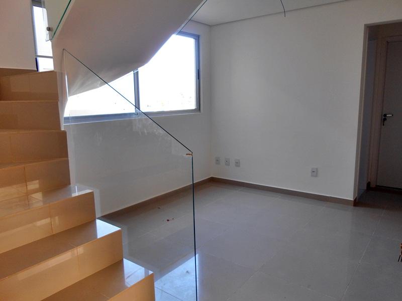 Cobertura de 122,92m²,  à venda