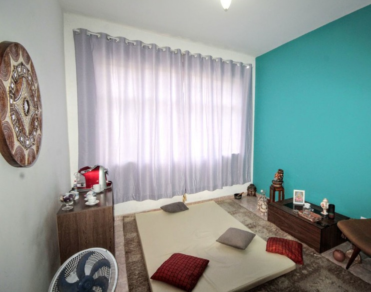 Apartamento de 123,78m²,  à venda