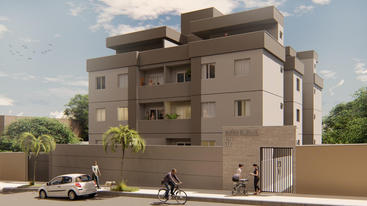 Área privativa de 88,52m²,  à venda