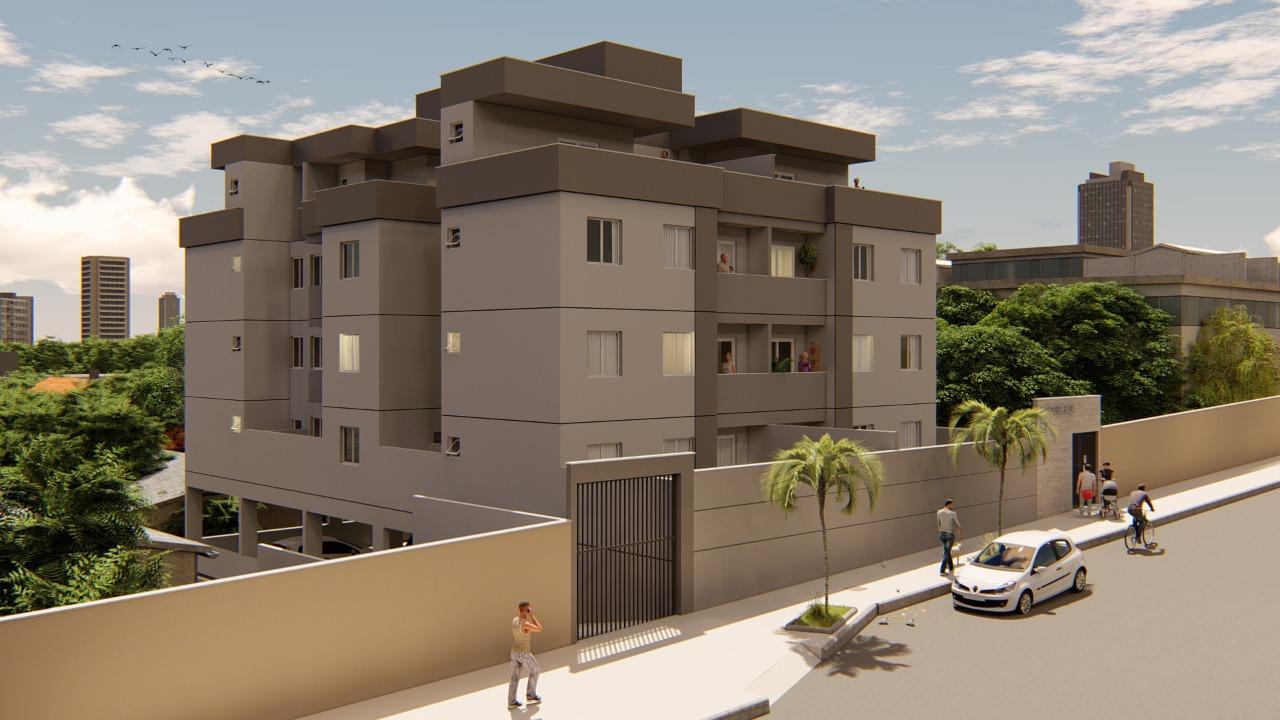 Apartamento de 47,93m²,  à venda