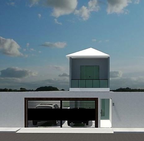 Casa de 94,42m²,  à venda