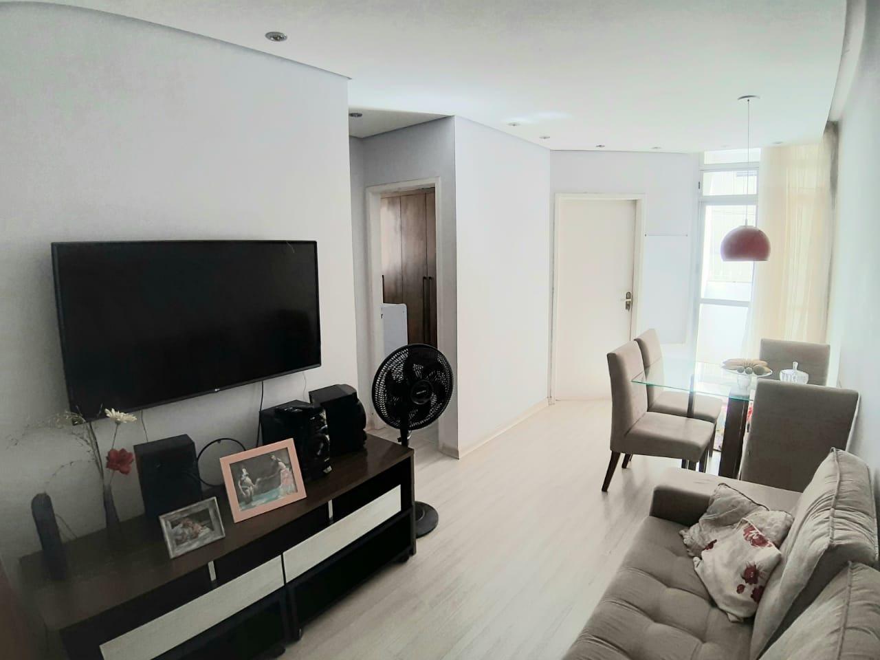Apartamento de 46,06m²,  à venda