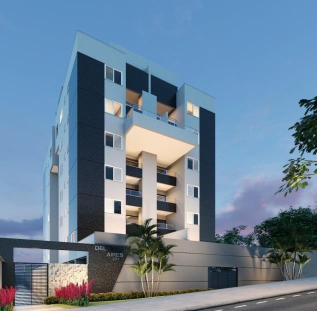 Cobertura Duplex de 124,80m²,  à venda