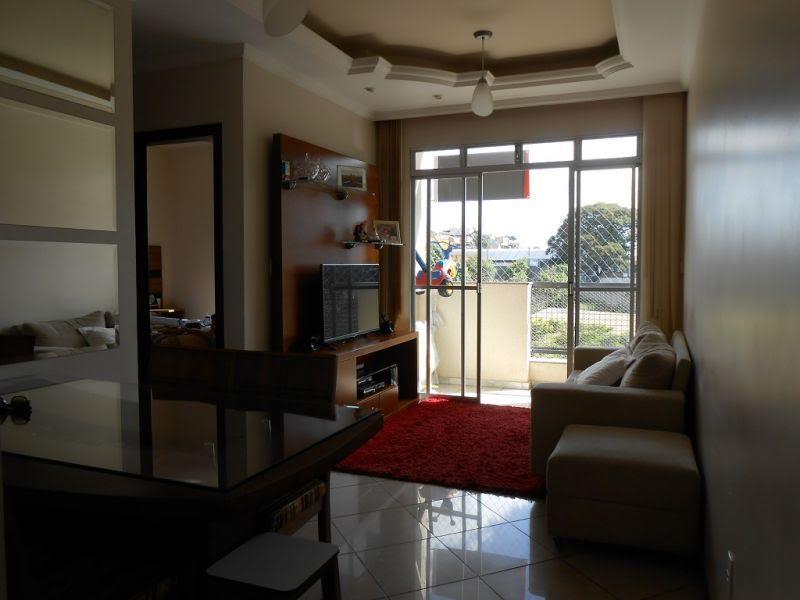 Apartamento de 74,56m²,  à venda