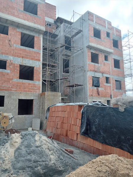 Apartamento de 48,33m²,  à venda