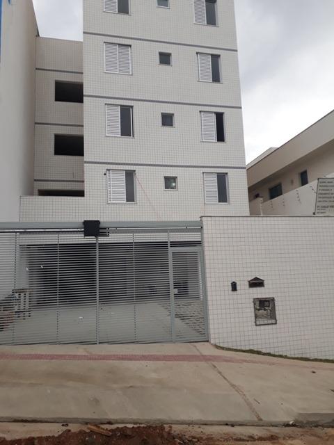 Apartamento de 58,65m²,  à venda