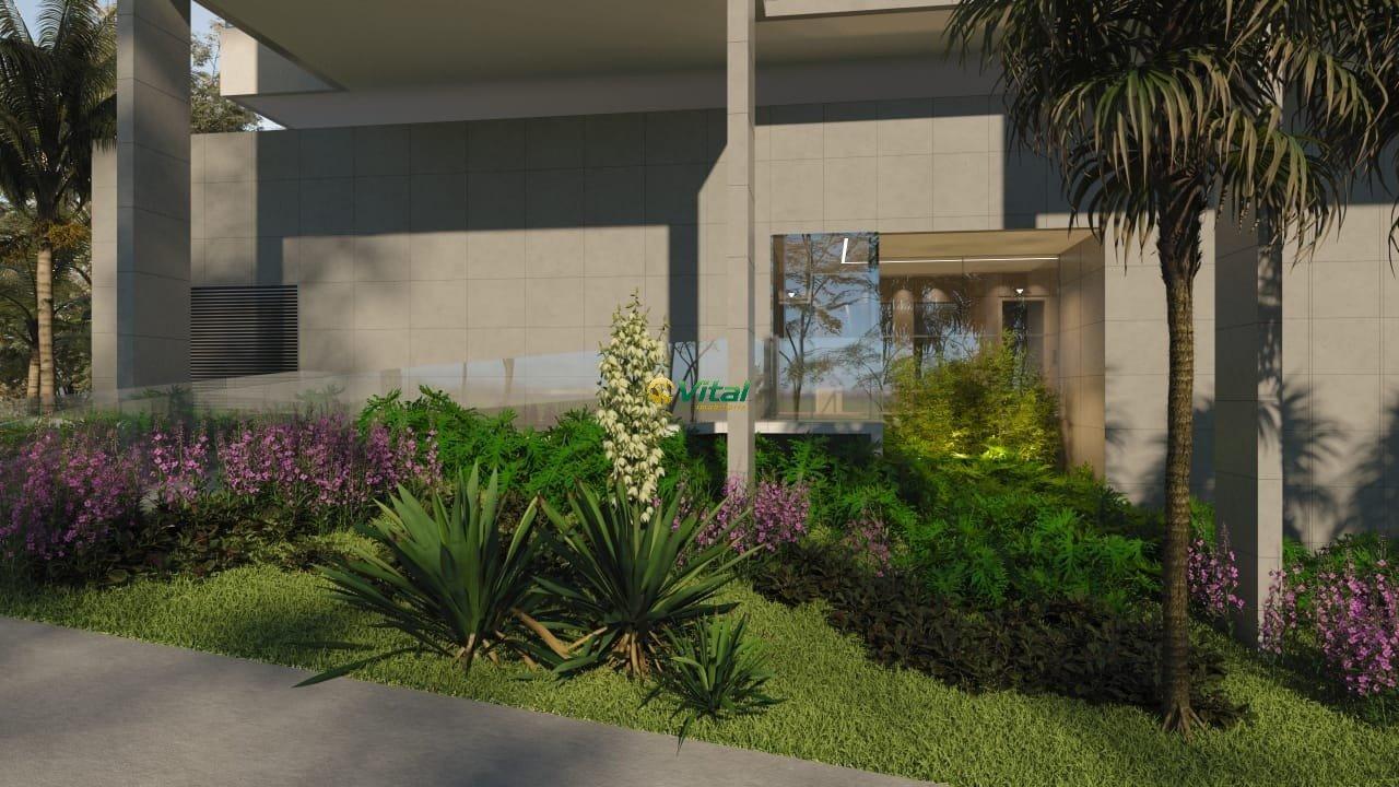 Área privativa de 173,70m²,  à venda