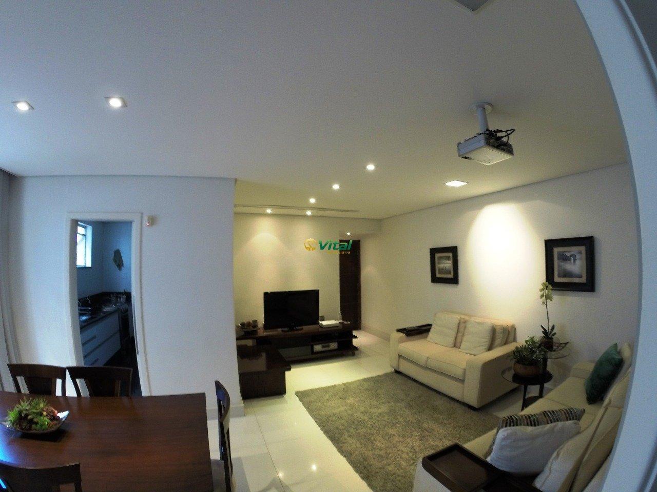 Apartamento de 94,62m²,  à venda