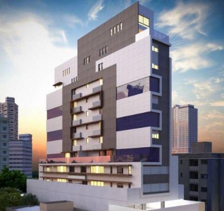 Apartamento de 66,85m²,  à venda