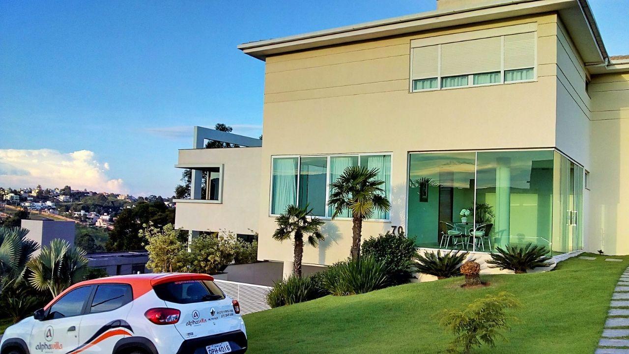 Casa em condomínio de 466,20m²,  à venda