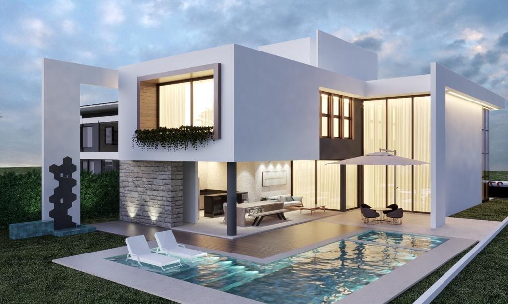 Casa em condomínio de 584,54m²,  à venda