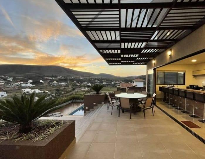Casa em condomínio de 820,00m²,  à venda