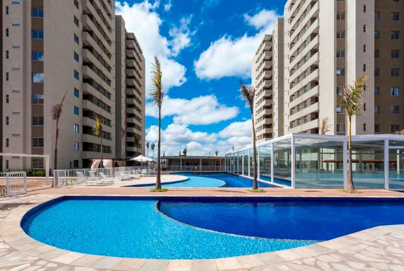 Apartamento de 86,16m²,  à venda