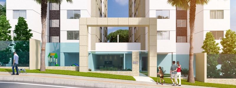 Apartamento de 87,40m²,  à venda