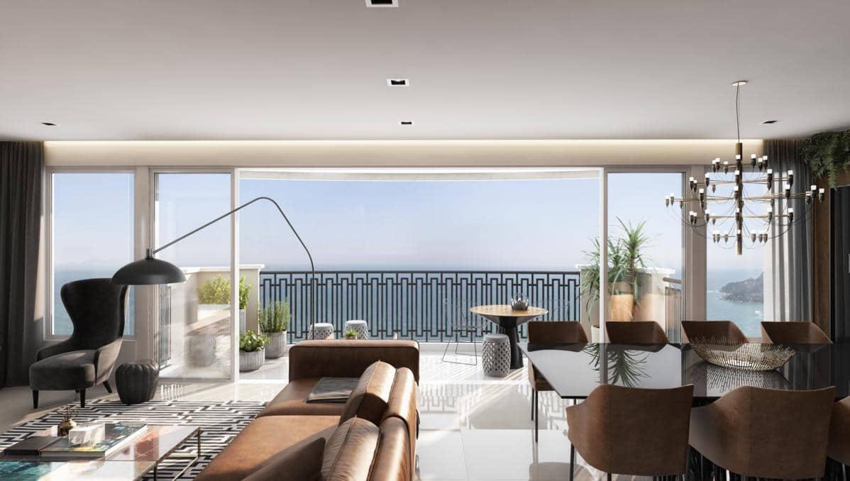 Apartamento Frente Mar no Aurora Exclusive Home em Balneário Camboriú