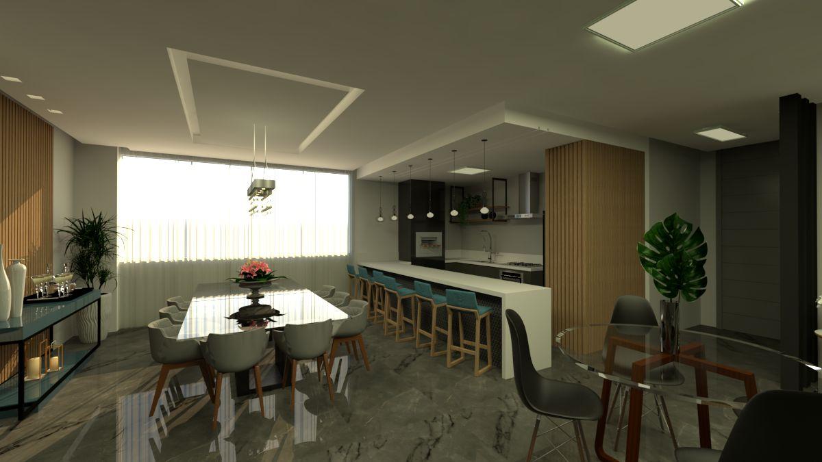 Apartamento Garden no Bréscia em Balneário Camboriú